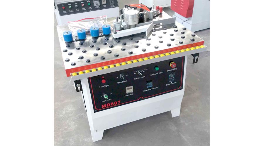 Manual Edge Banding Machine MD607 - Lonjan Machinery